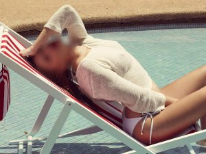 Nousseyba independent escort in San Antonio & sex party
